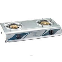 Butterfly Stainless Steel Double Gas Stove - BGC-868/313