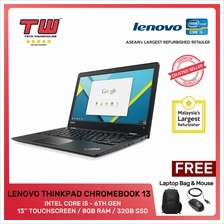 LENOVO THINKPAD CHROMEBOOK 13  / TOUCHSCREEN / INTEL CORE I5 6TH GEN /