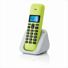 Motorola T301 Digital Cordless Phone With Speaker Phone (Lime))