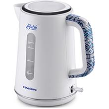 Pensonic Cordless Jug Kettle (Batik Series) - PAB-1712CS)