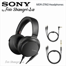 Sony MDR-Z7M2 High-Resolution Audio Headphones