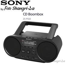 Sony ZS-PS50 Portable CD Boombox Player Radio USB Play Sound System