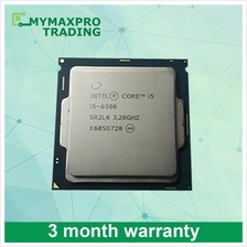 Intel Dual Core i5-6500 Processor 3.20GHz 6M 8GTs LGA1151