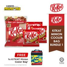 Nestle KITKAT Chocolate Minion Cooler Bag Bundle 1
