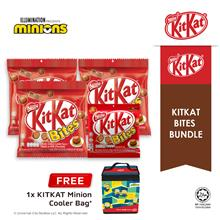 Nestle KITKAT Chocolate Minion Cooler Bag Bundle 5