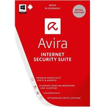Avira Internet Security 2020 - 2 Year 3 Device Windows 7 8 10 Original