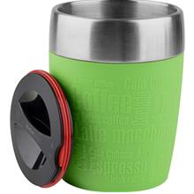 Tefal 0.2L Drinkware Travel Mug Lime - Lime-K30803