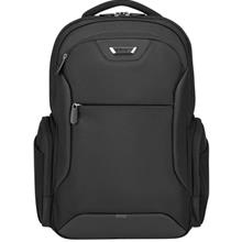 Targus Corporate Traveller 15.6 Inch Laptop Backpack (Black) - CUCT02BEU