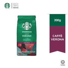 STARBUCKS Dark Roast Caffe Verona 200g