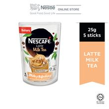 NESCAFE Latte Milk Tea Coffee 5x25g
