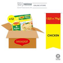 MAGGI 2-MINN Chicken 5 Packs 77g x 12unit ( 1 carton))