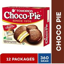 Tomorion Choco Pie (12's / 360g))