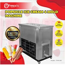 4 Molds Popsicle Ice Lolly Machine Stainless Steel Product Maker