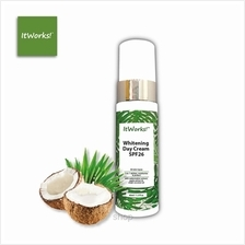ItWorks Virgin Coconut Oil Whitening Day Cream SPF26 40 ml)