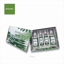 ItWorks Virgin Cococnut Oil Whitening Skincare Gift Pack)