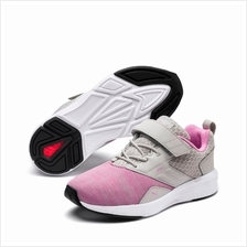 PUMA Kid's Shoes NRGY Comet V PS Gray Violet-Orchid 190676-06)