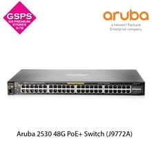 Aruba 2530 48G PoE+ Switch (J9772A)