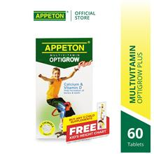 APPETON Multivitamin Optigrow Plus Chewable Tablet (60's)
