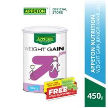 APPETON Weight Gain Junior (Vanilla) (450g)