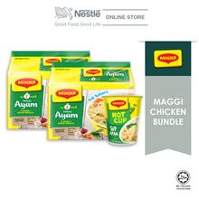MAGGI 2-MINN Chicken 5 Packs 77g, Buy 2 Free MAGGI Hot Cup Chicken