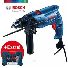 Bosch GSB 550 Professional Impact Drill (with 41pcs Accessories) - 06011A15L9)