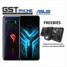 Asus ROG 3 12GB+512GB(Original Malaysia Set) With 2 Premium Gift