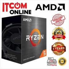 AMD RYZEN 5 5600X 3.5GHZ SOCKET AM4 PROCESSOR (100-100000065BOX)