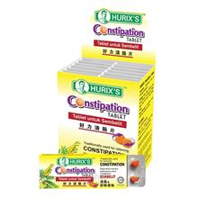 [Carton Packaging] Hurix's Constipation Tablet (12's x 12 blisters)