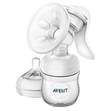 Philips Avent Comfort Manual Breast Pump SCF330/20 Made In England