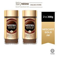 Nescafe Signature Gold Jar 200g x2 jars