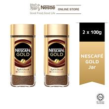 Nescafe Gold Jar 100g x 2 Jar