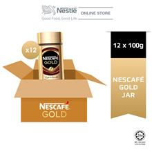 Nescafe Gold Jar 100g x 12 (Carton)