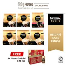NESCAFE GOLD CNY Gift box bundle C