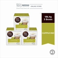 NESCAFE Dolce Gusto Cappuccino Coffee Bundle of 3 Boxes