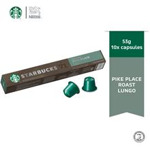 Starbucks Pike Place by Nespresso Coffee Capsules, 10 capsules