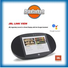 JBL Link View Smart Display Speaker with Google Assistant FREE 32Gb SD