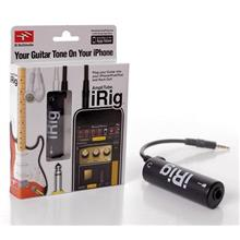AmpliTube iRig Guitar Interface Adapter for iPhone iPad iPod