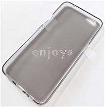 BLACK Soft Jacket Silicon Plain TPU Jelly Case for Oppo R9s ~5.5""