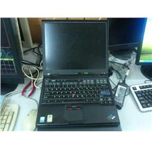 IBM ThinkPad T42 Intel M Notebook 190912