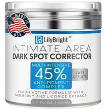 LilyBright Dark Spot Corrector Remover for Face and Sensitive Skin - Made in U