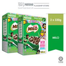 Nestle MILO Cereal 330g MINION Contest, x2 boxes