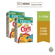 Nestle Gold Cornflakes 275g + 50g Bonus Pack x 2 packs