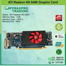 ATI Radeon HD 8490 1GB DDR3 64bit DVI Display Port Graphic Card MX4D1