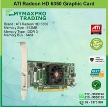 ATI Radeon HD 6350 512MB DDR3 64bit DMS59  Graphic Card