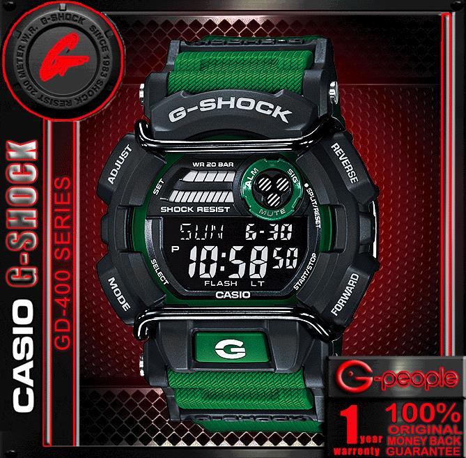 CASIO G-SHOCK GD-400-3 WATCH ☑ (end 6 16 2018 9 00 AM) 2000c787bd