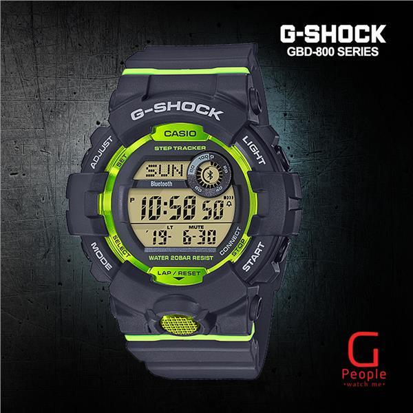 CASIO G-SHOCK GBD-800-8 BLUETOOTH WA (end 3 16 2019 4 39 PM) ceafe45fd7b