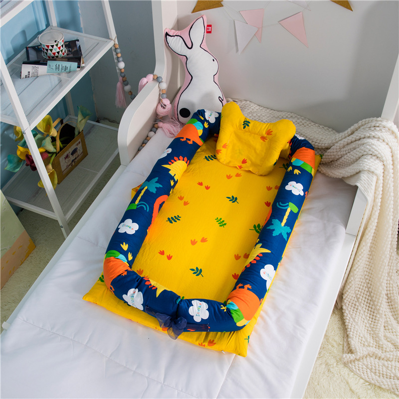0 2 Years Baby Bed With Pillow Fold End 1 27 2021 12 00 Am