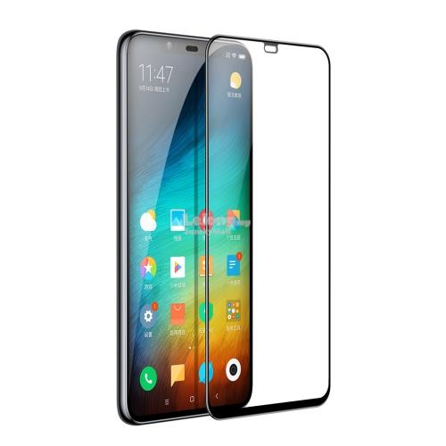 0.3mm Curved Full Screen Tempered Glass Film for Xiaomi Mi 8