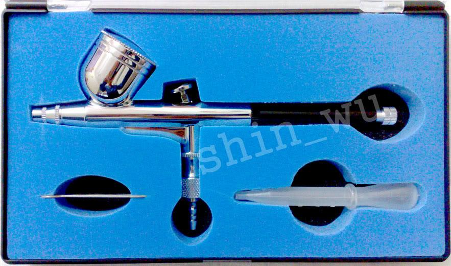 0.3mm Dual Action AirBrush Spray Gun