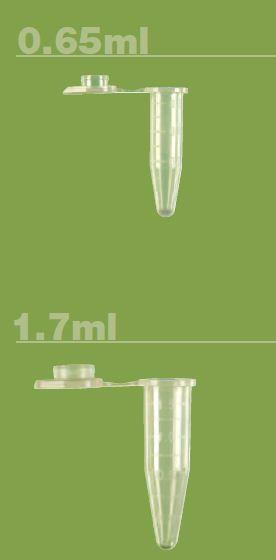 0.5ml ClickSeal Microcentrifuge Tubes, Clear